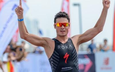 Javier Gómez Noya – a brief review of his achievements as a professional triathlete