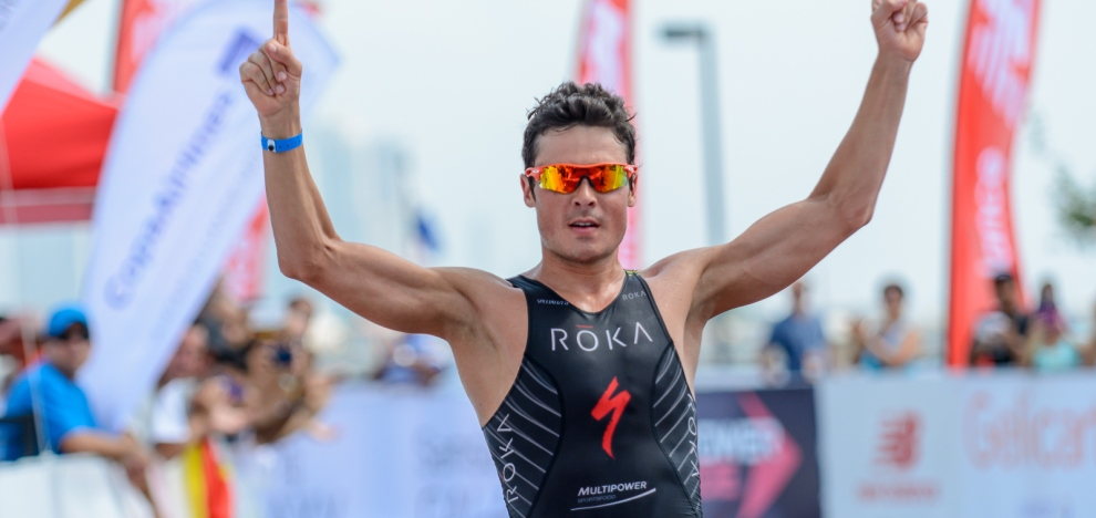 Javier Gómez Noya – a brief review of his achievements as a professional triathlete