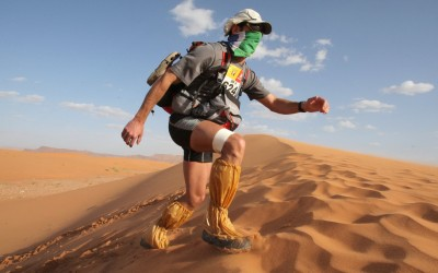 The Marathon des Sables, probably the toughest footrace on earth