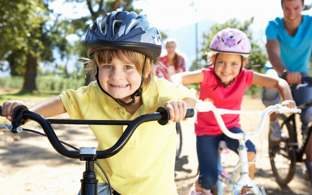 5 consejos para criar niños activos
