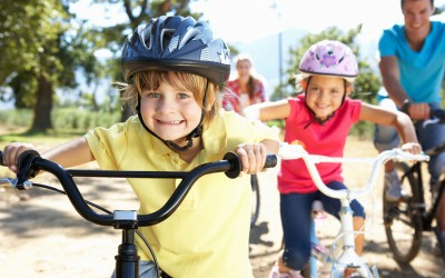 How to Raise Active Kids