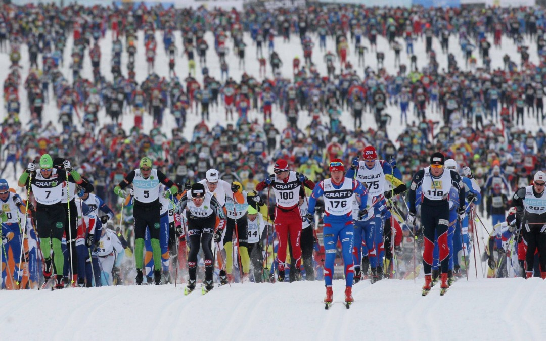 The history of Vasaloppet, the world's oldest & biggest ski race
