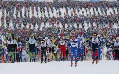 The history of Vasaloppet, the world's oldest & biggest ski race