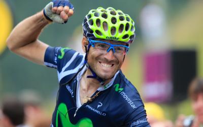 Alejandro Valverde – Born to cycle