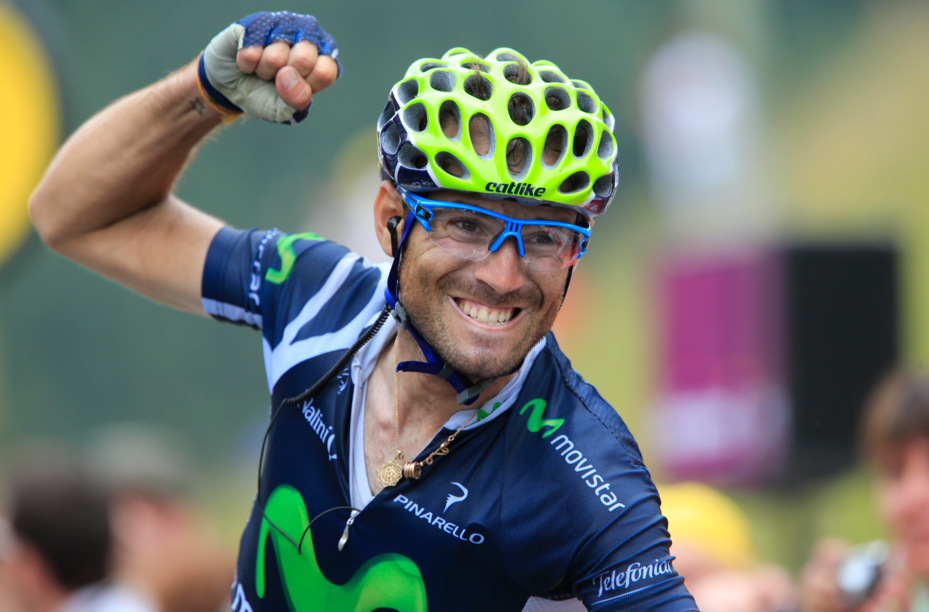 Alejandro Valverde – Born to cycle