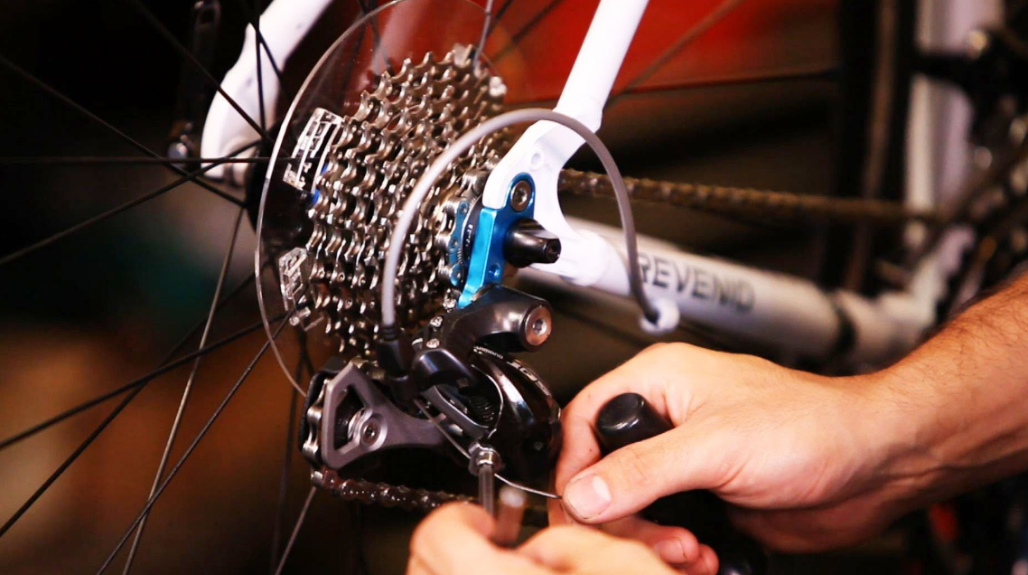 Checking your bike shouldn't take much time and can save your life