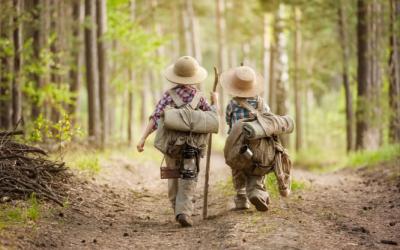 Campamento de verano: ¿Cómo preparar la maleta?