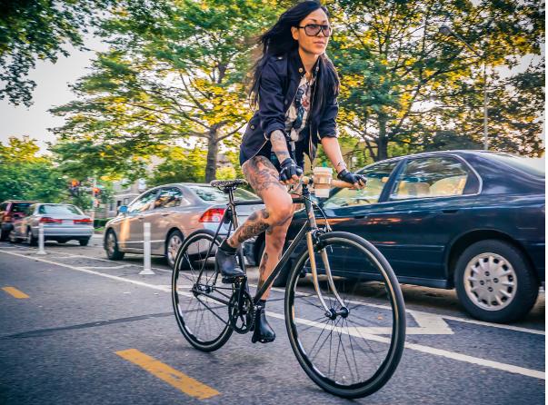 10 Sicherheitstipps fürs Rad in der Stadt