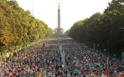 Berlin Marathon – A race full of records