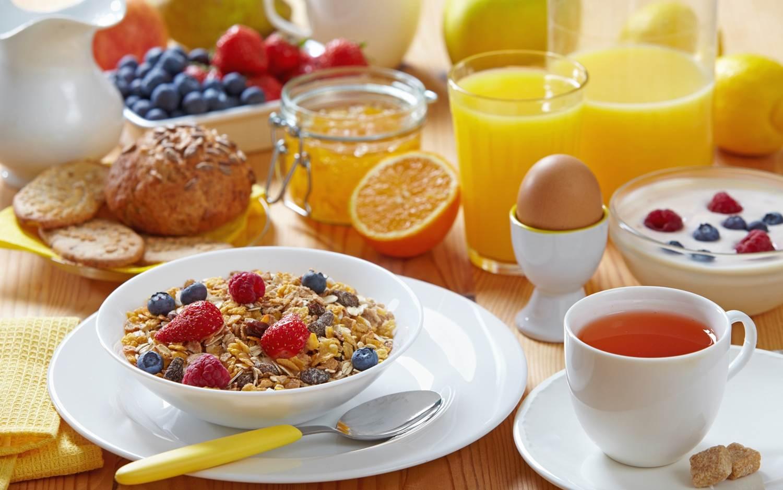 Una buona colazione è importante per iniziare bene la giornata