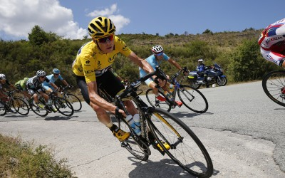 Chris Froome – Becoming a legend