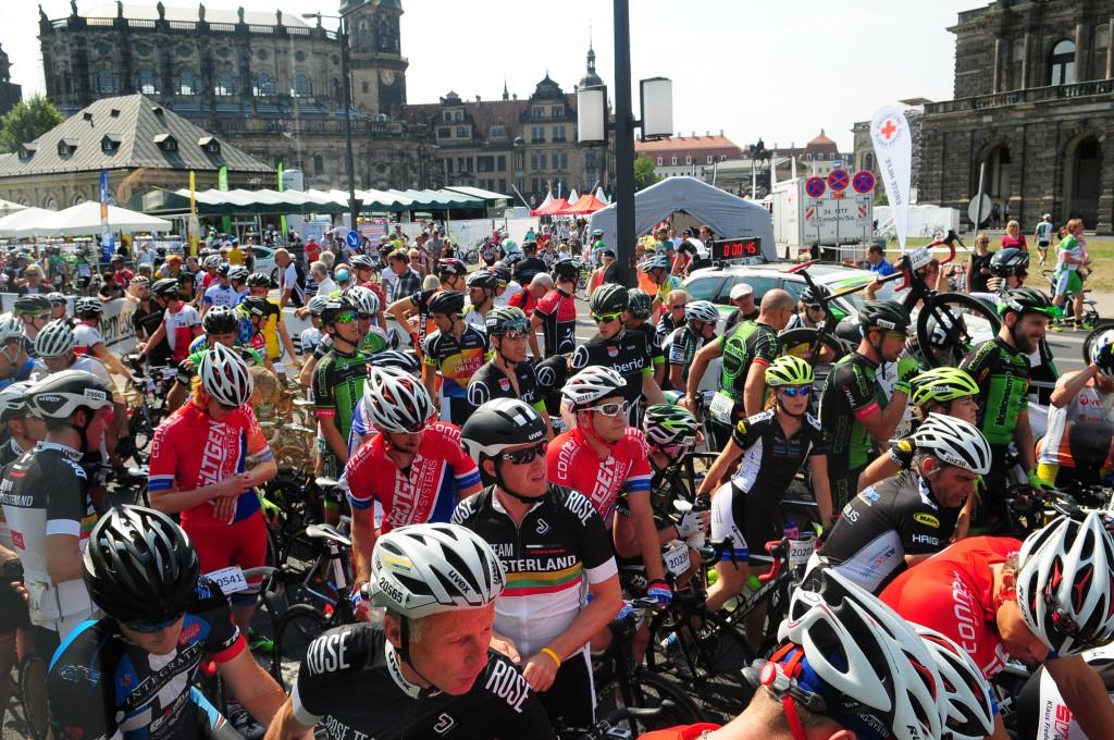 Škoda Velorace Dresden: mehr als 1700 Teilnehmer