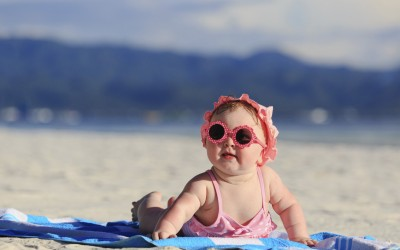 Beach and children: How to enjoy your holidays