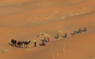 Titan Desert – BTT in the Moroccan desert