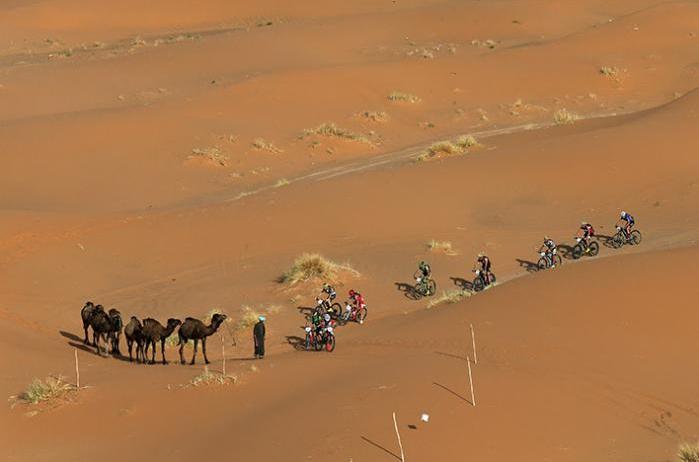Titan Desert – La dureza de la MTB en el desierto de Marruecos