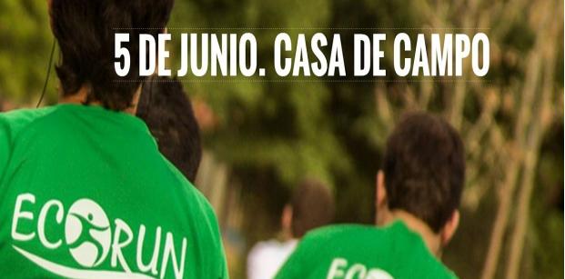 EcoRun es una carrera solidaria por el medio ambiente