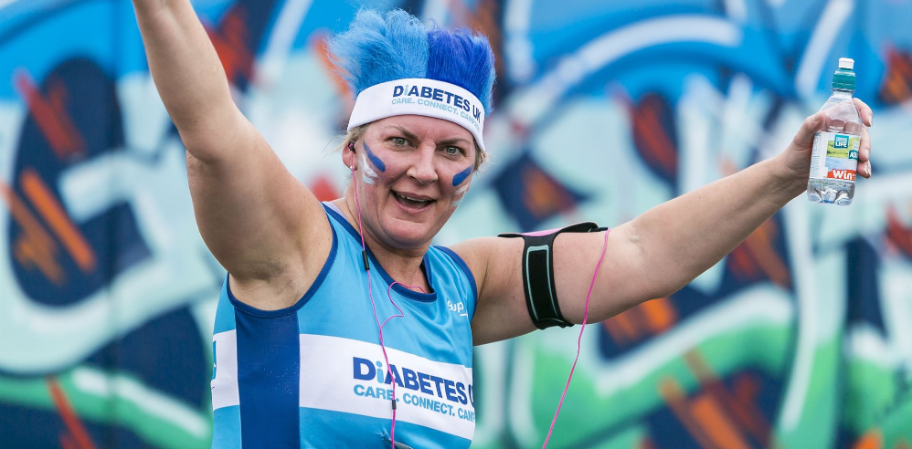 Run to help people with diabetes in this charity races