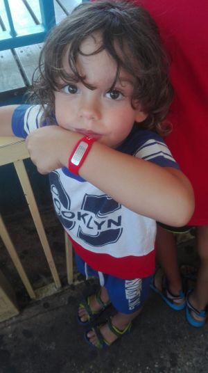 pulseras para niños