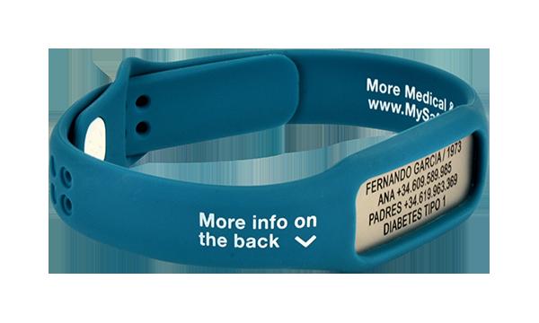 8566e9bfc0cf Pulseras identificativas para niños -Safesport ID - SafesportID